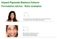Balance Violet Colour Correction